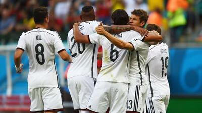 ¡El Tri contra la historia! Los temibles inicios de Alemania en Mundiales