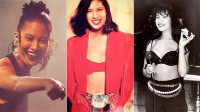 24 fotos de Selena Quintanilla, a 24 años de su asesinato