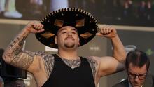 """Boxeador inglés ofende y provoca a Andy Ruiz, le llama """"gordo"""""""