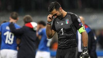 ¡Arrivederci azzurri! Italia empata y queda fuera del Mundial