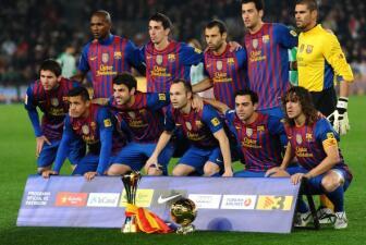 Imágenes del Barcelona vs.Betis