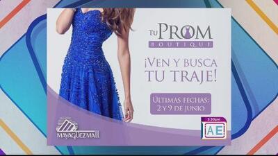 Iniciativa da a jovencitas boricuas el mejor vestido para su fiesta Prom