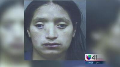 Mujer confesó que estranguló y arrojó cuerpo de bebé a un contenedor
