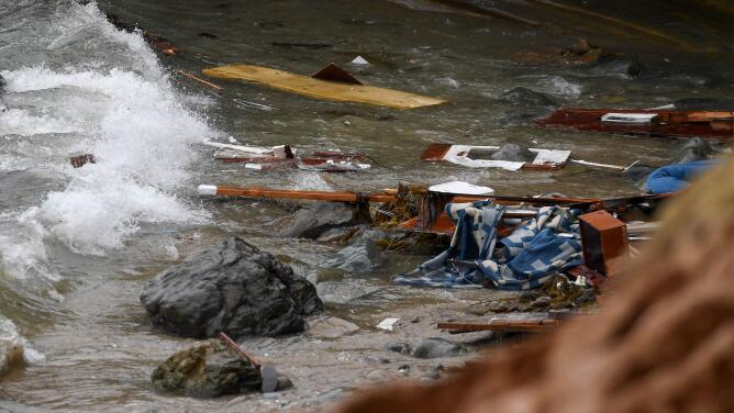 Dos de las víctimas mortales del naufragio en San Diego eran mujeres: surgen nuevos detalles del accidente