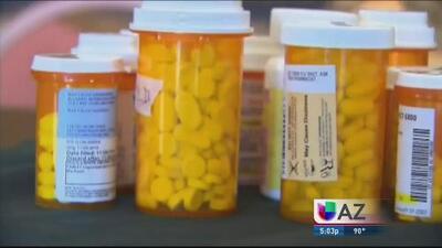 Gobernador de Arizona blinda la venta de medicamentos controlados