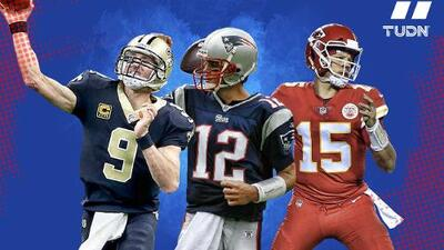 Patriots, Saints y Chiefs marchan como favoritos