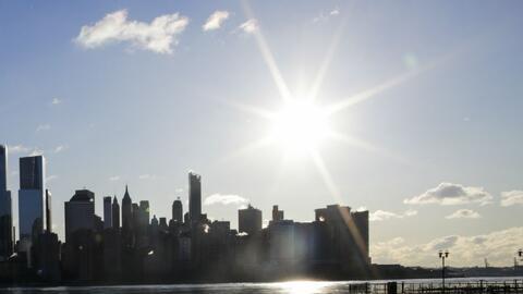 Este miércoles sube la temperatura y llega el viento intenso a Nueva York