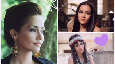 Maytê Piragibe es la actriz que se robará el corazón de 'José de Egipto'
