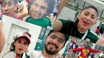 Veredicto final de los hinchas mexicanos: Rostov no se rajó