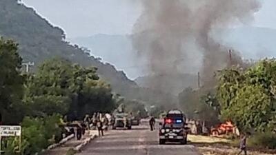 Al menos 14 policías son asesinados tras emboscada en el estado de Michoacán
