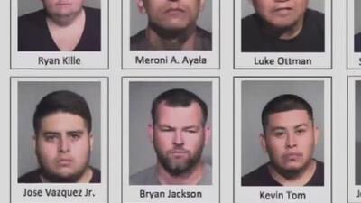Arrestan a 25 hombres que utilizaban Apps para tener citas con menores de edad en Tempe