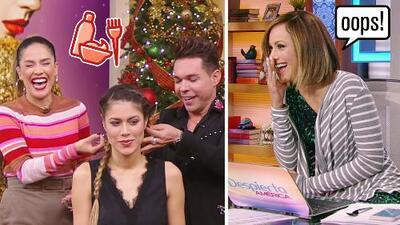 DAEnUnMinuto: Karla ya puede trabajar en un salón de belleza, y agarramos a Satcha desprevenida