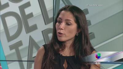 "Alexandra Lúgaro a Santuce es Ley: ""No voy a ceder a este chantaje"""