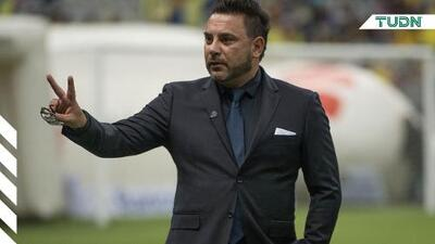 Antonio Mohamed, sin contrato a largo plazo