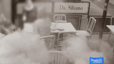 Pánico por hombre que lanzó bombas de humo en NY