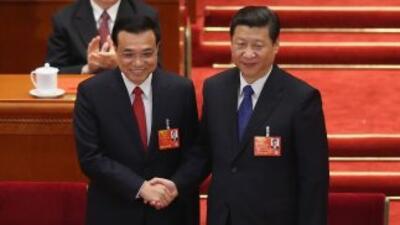 Nombran primer ministro a Li Keqiang en China