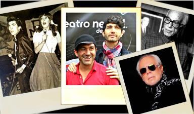 La desconocida historia de la fantástica familia de Julissa, Benny y Alejandro Ibarra