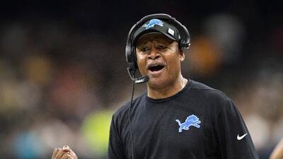 Jim Caldwell se incorpora al staff de entrenadores de los Miami Dolphins
