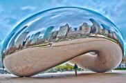 Ni un haba ni un frijol. Pocos conocen el verdadero nombre de la escultura más famosa de Chicago