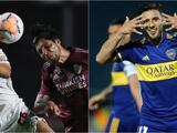 Boca Juniors gana y River Plate empata en la Copa Libertadores
