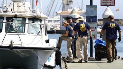 Maestros, estudiantes, baristas y enfermeros: estas son algunas de las víctimas del barco incendiado en California