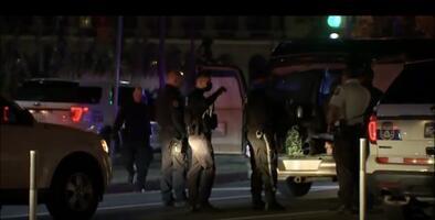 La policía de Filadelfia descubre una camioneta cargada con explosivos y equipo sospechoso