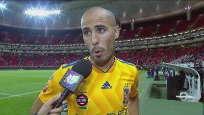 """Guido Pizarro, tras la victoria 1-0 sobre Chivas: """"Fuimos justos ganadores"""""""