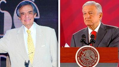 Presidente de México enviaría avión militar por el cuerpo de José José si hacen una tregua sus familiares