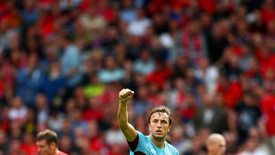 Liverpool 0-3 West Ham: Los Hammers revientan a los Reds en pleno Anfield