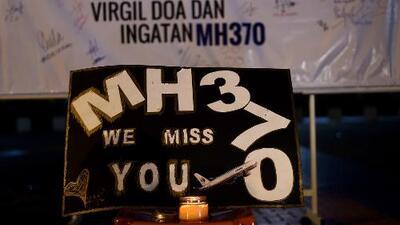 A un año de la desaparición del vuelo MH370