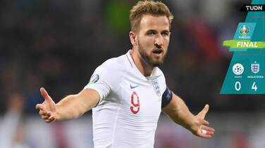 Con goles de Winks, Kane y Rashford, Inglaterra venció a Kosovo