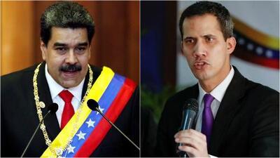 Venezuela puede estar a punto de tener a dos presidentes
