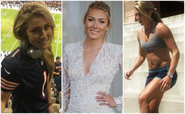 La esquiadora más hermosa y talentosa espera con ansias el regreso de la NFL