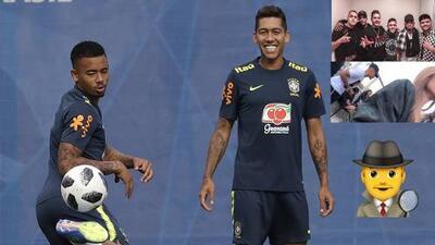 Estos son los jugadores de Brasil acusados de irse de fiesta tras el amistoso ante Catar