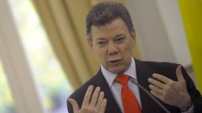 Juan Manuel Santos fue hospitalizado