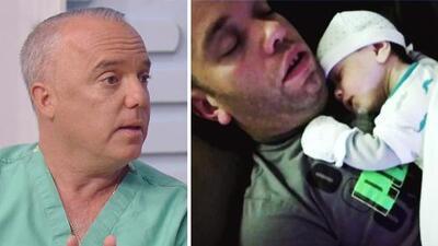 ¿El bebé de Carlitos 'El Productor' estuvo en riesgo de muerte? El pediatra explicó lo que le sucedió