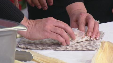 Ingredientes e instrucciones para preparar unos deliciosos tamales dulces
