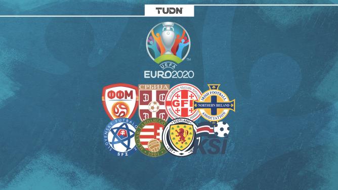 ¡Últimos boletos! Así se definirán los 4 boletos restantes a la Euro 2020