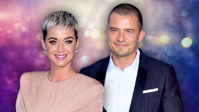 Katy Perry revela el motivo por el que no tiene prisa para fijar fecha de boda con Orlando Bloom