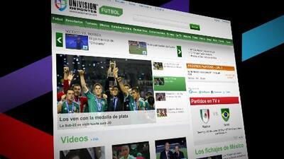 UnivisionDeportes.com: Partidos de futbol en vivo!