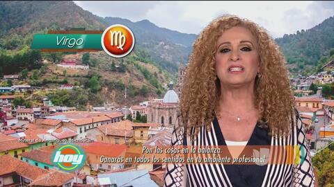 Mizada Virgo 14 de junio de 2017