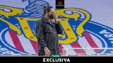 ¡Con Vuce hasta el final! Amaury desea un proyecto largo en Chivas