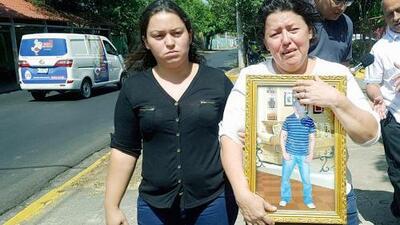 """""""A mi hermano lo mataron como a un perro"""": habla la familia de un joven asesinado en las protestas en Nicaragua"""