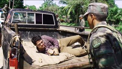 The capture of 'El Chapo': this was the first arrest of this drug trafficker in chapter 6 of the series