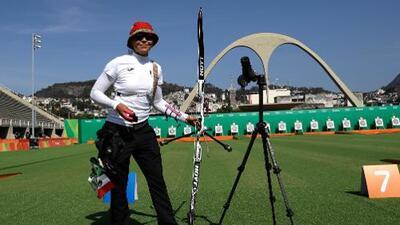 México finaliza quinto y Colombia décimo en preclasificación por equipos de tiro con arco femenil