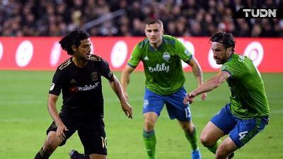 LAFC no juega la MLS Cup, pero es protagonista en la final
