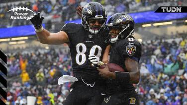 Con su agónico triunfo sobre los 49ers, los Ravens siguen en la cima