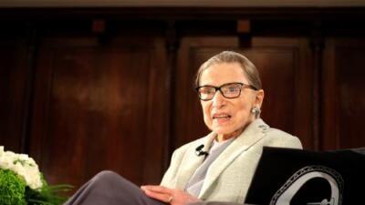 La jueza Ginsburg regresará a la Corte Suprema tras determinarse que está libre de cáncer