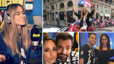 EN FOTOS: Jackie Guerrido llegó para contagiarnos con su 'jangueo'