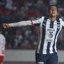 Funes Mori se convirtió en el tercer máximo goleador de Rayados en Liguilla